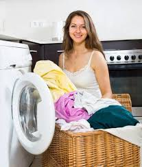 All laundry are washed and iron everyday
